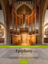 Oxford Hymn Settings for Organists, volume 2: Epiphany
